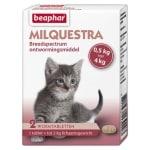 Beaphar milquestra kleine kat / kitten (2 TBL)