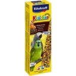 Vitakraft papegaai kracker honing (2 IN 1)