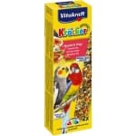 Vitakraft valkparkiet kracker fruit (2 IN 1)