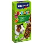 Vitakraft cavia kracker groente (2 IN 1)