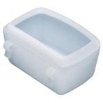 Ferplast voer / drinkbak voor atlas vervoersbox 5708 (11X6,5X5 CM)