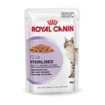 Royal canin feline sterilised in gravy (12X85 GR)