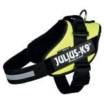 Julius k9 idc harnas / tuig neon groen (MAAT 2/71-91CM)