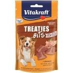 Vitakraft treaties bits leverworst (120 GR)