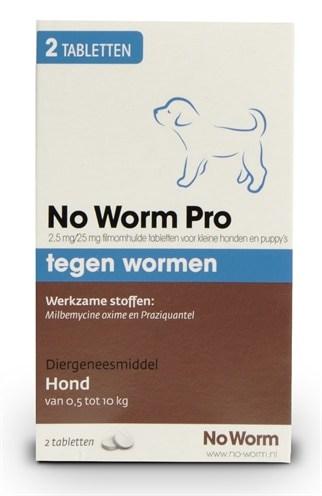 Puppy no worm pro