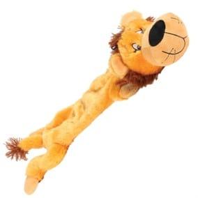 Happy pet wild crinkler leeuw