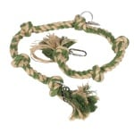Happy pet nature first touw brug perch (100 CM)