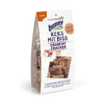 Bunny nature crunchy cracker appel (50 GR)