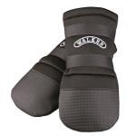 Trixie walker care beschermschoenen zwart 2 stuks (L 18X9 CM)