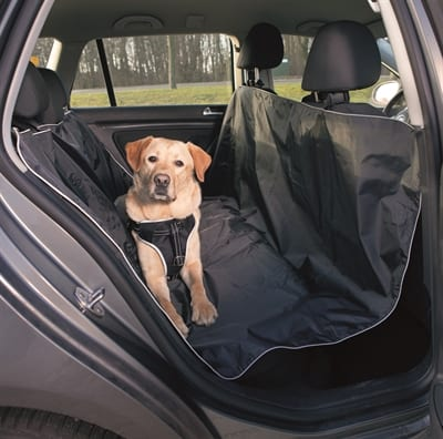 Trixie auto-hondendeken zwart (160X145 CM)