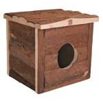 Trixie nature jerrik speelhuis hamster (15X14X13 CM)