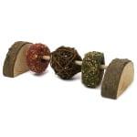 Rosewood naturals knaag speeltoestel (18X9X6 CM)