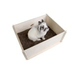 Bunny nature diggingbox graafbox (50X39X19,5 CM)