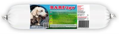 Barfmenu barf2go hond (800 GR)