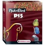 Nutribird p15 tropical onderhoudsvoeder (4 KG)