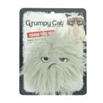 Grumpy cat haarbal speeltje (5X5X5 CM)