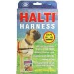 Halti harness zwart (LARGE)