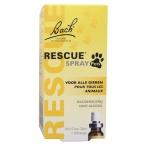Bach rescue spray pets (20 ML)