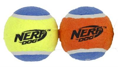 Nerf squeak tennisbal assorti