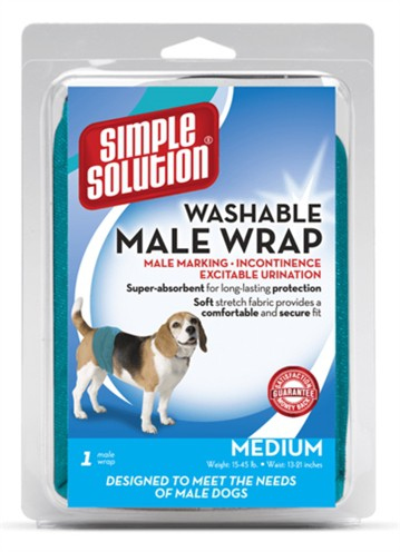 Simple solutions wasbare plasband reu (MEDIUM 30-58 CM)