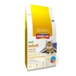 Smolke cat adult fish / rice (4 KG)