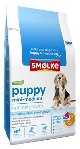 Smolke puppy mini/medium brokken