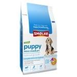 Smolke puppy mini/medium brokken (12 KG)