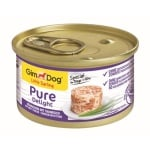 Gimdog little darling pure delight kip / tonijn (12X85 GR)