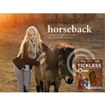 Tickless teek en vlo afweer voor paard bruin
