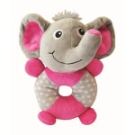 Little rascals pluche speelring olifant (20X17X8 CM)