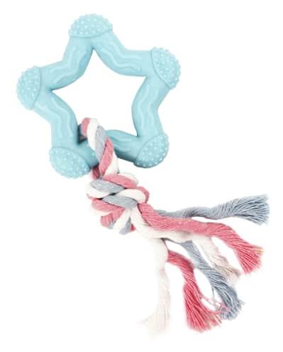 Little rascals bijt ster blauw / roze / wit