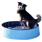 Trixie hondenzwembad lichtblauw / blauw (160X30 CM)