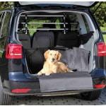 Trixie autodeken kofferbak zwart (164X125 CM)