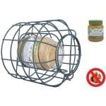 Best for birds selectieve pindakaaspothouder (16X15X16 CM)