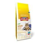 Smolke cat adult fish / rice (10 KG)