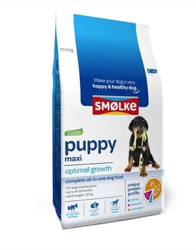 Smolke puppy maxi