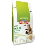 Smolke cat adult grain free (4 KG)