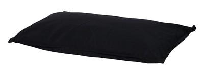 Woefwoef hondenkussen comfort panama zwart