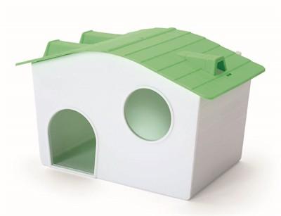 Imac hamsterhuis casetta criceti assorti (16,5X10X11 CM)