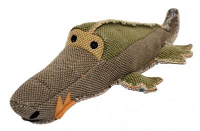 Duvo+ canvas krokodil (30X13 CM)