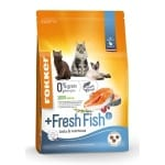 Fokker kat +fresh fish (2,5 KG)