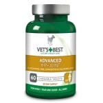 Vets best advanced hip+joint hond (60 TBL)