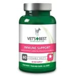 Vets best immune support hond (60 TBL)