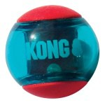 Kong squeez action rood (8,5X8,5X8,5 CM)