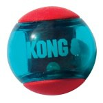 Kong squeez action rood (5X5X5 CM)