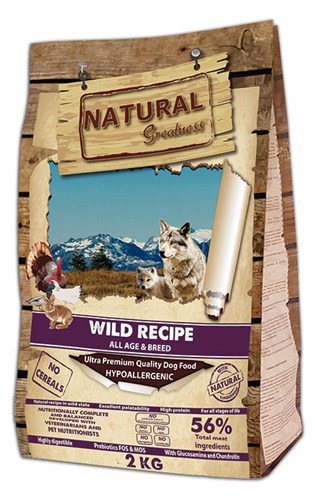 Natural greatness wild recipe