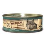 Natural greatness tuna fillet / sardine (156 GR)
