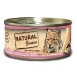 Natural greatness tuna fillet / prawns (70 GR)