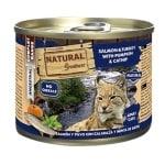 Natural greatness salmon / turkey (200 GR)
