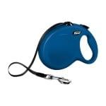 Flexi rollijn classic tape blauw (L 5 MTR)